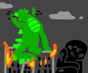All must fear Godzilla 2