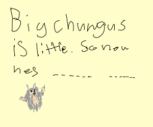 Little chungus