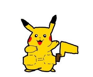 Weight in Pikachu