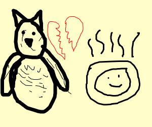 Owl divorcing Hot Dish