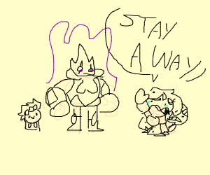 diavolo tells you to stay away from him
