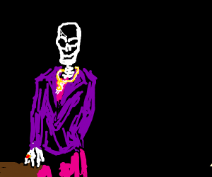 Fancy Skeleton