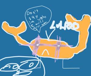 Ugly orange crab :p