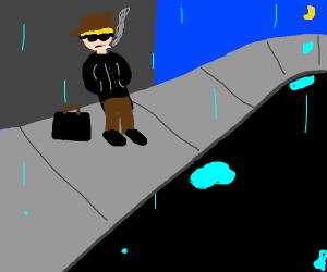 spy in the city