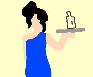 Bottle Cap Waiter