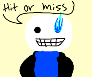 Sans singing hit or miss