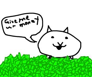battle cats cost 99.99 dollars