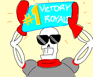 Papyrus victory royale