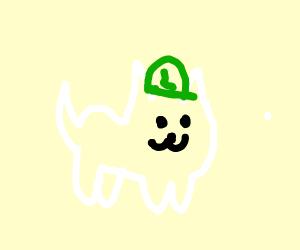 Luigi is Toby Fox