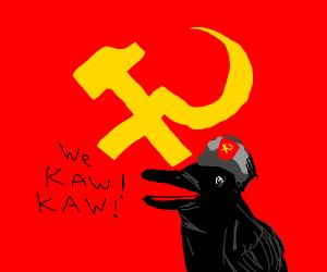 Comunism Crow