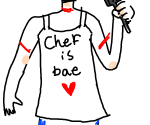 Chef is bae