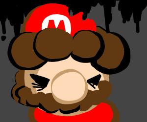 Mario is evil