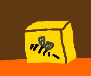 Honey Box Cover
