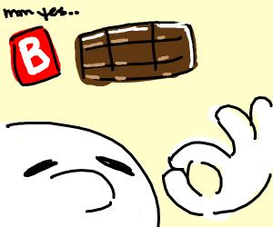 Some very yummy Bhocolate