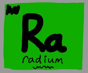 Radium (element)