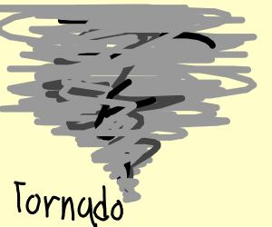 Python in a Cyclone - Drawception