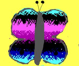 Galaxy Moth