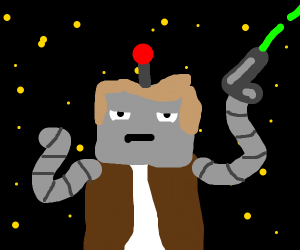 star wars but everyone is a robot