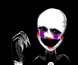 the puppet (fnaf)
