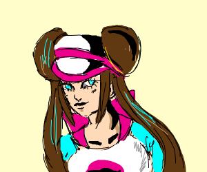 Rosa (from pokemon)