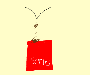 Bird takes a crap on T Series