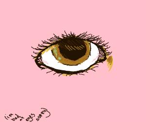 Super Detailed Eyeball