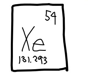 Xenon (element)
