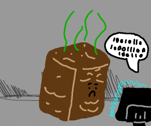 """Poop cube """"compute"""""""