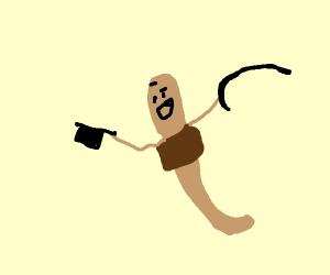 Earthworm Hamilton