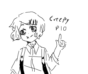 creepy PIO