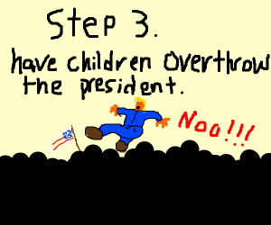 step 2: have children