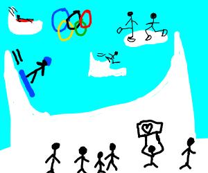 The Winter Olympics