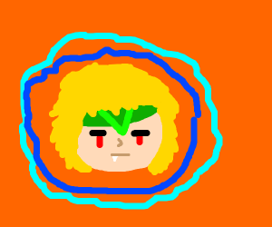 Dio's floating head