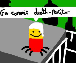 Roblox Deathpacito spider