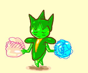 rose pokemon whos name i forgot