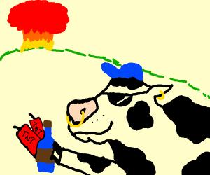 Bad Cow