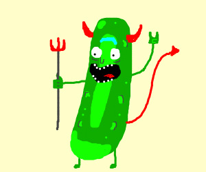 devil pickle