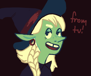 Taako. You know, from TV?