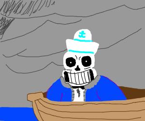 Sailor sans