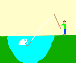 Fishing for a Bag