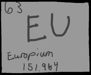 Europium (element)
