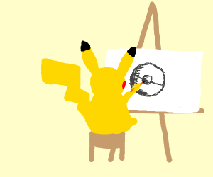 Pokémon Drawing
