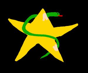 Python on a Star