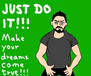 Motivational message