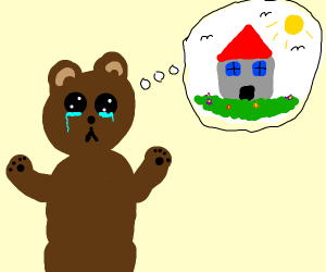 Bear Misses Home