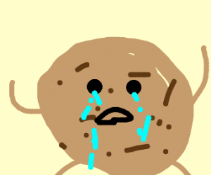 Flesh Cookie crying