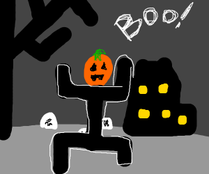 Halloween Creature!!
