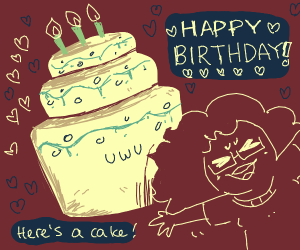 it's my birthday uwu