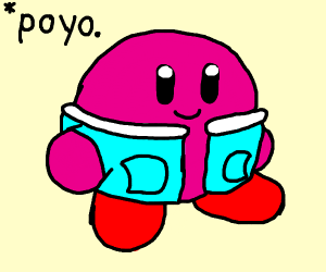 Kirby POYOOOOOOO