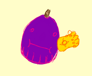 Thanos Grape